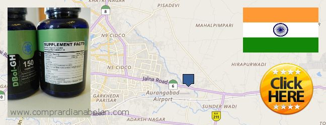 Purchase Dianabol HGH online Aurangabad, India