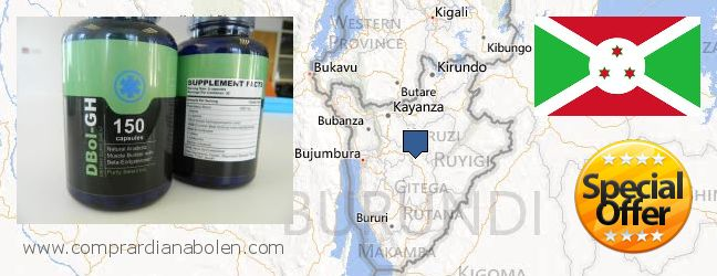 Purchase Dianabol HGH online Burundi