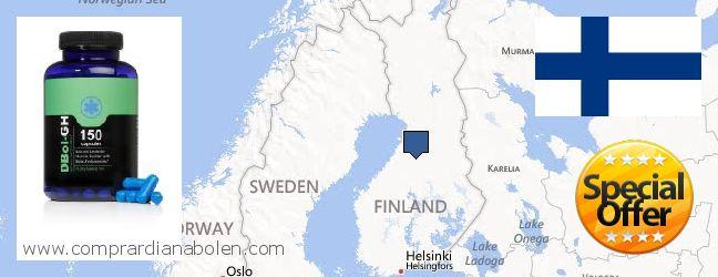 Buy Dianabol HGH online Finland