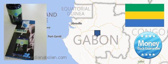 Buy Dianabol HGH online Gabon