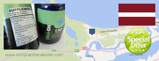 Where to Buy Dianabol HGH online Jurmala, Latvia