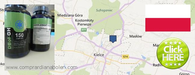 Where to Buy Dianabol HGH online Kielce, Poland