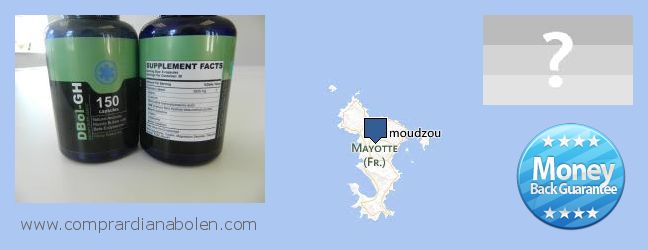 Purchase Dianabol HGH online Mayotte