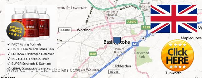 Buy Dianabol Steroids online Basingstoke, United Kingdom
