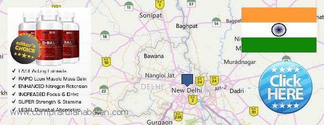 Purchase Dianabol Steroids online Delhi, India