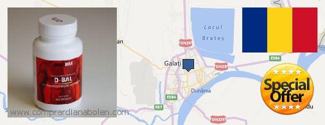 Buy Dianabol Steroids online Galati, Romania
