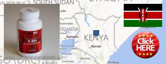 Purchase Dianabol Steroids online Kenya