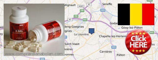 Purchase Dianabol Steroids online La Louvière, Belgium