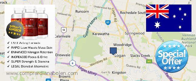 Where to Buy Dianabol Steroids online Logan City, Australia