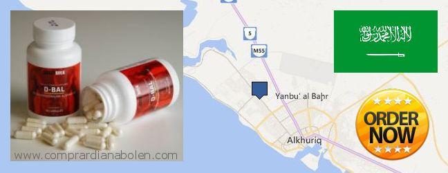 Where to Buy Dianabol Steroids online Yanbu` al Bahr, Saudi Arabia