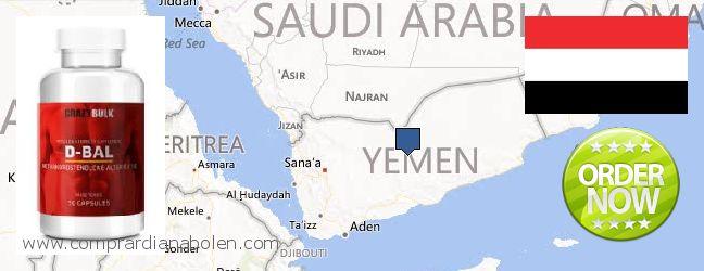 Where to Buy Dianabol Steroids online Yemen